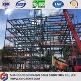 Высокое современное Sinoacme тяжелых стальных структуры здания платформы