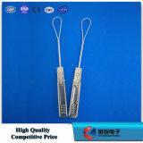 Accessori del morsetto di sforzo del morsetto di tensionamento dell'acciaio inossidabile FTTH