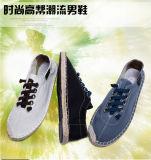 Commerce de gros Jute Espadrille chaussures occasionnel