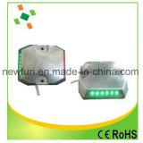 Суперяркий пластиковый индикатор проводной шпилька дорожного движения