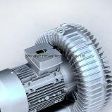 Installation de traitement d'eaux d'égout - application de ventilateur de boucle