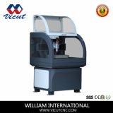 Mini macchina di scultura di alluminio di CNC (VCT-6040C)