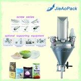 または卵洗浄するか、または砂糖の粉の包装機械(JA-15LB-B)のためのセリウムの証明書が付いているオーガーの注入口