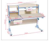 직업적인 수동 조정가능한 책상은 성장하고 있는 아이 아이 책상을%s 디자인했다