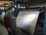 Tissu recouvert de ciment de fibre de verre pour le panneau phénolique de mousse