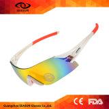 2017 Classic Logotipo personalizado polarizada gafas de sol Gafas de ciclismo Deporte Deportes gafas de sol