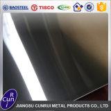 Het super Blad van Roestvrij staal 201 304 van de Spiegel 8K Poolse voor Decoratief