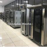 China 12 de Oven van de Convectie van het Gas van Dienbladen voor de Fabriek van de Bakkerij