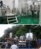 Máquina de emulsão sanitária inoxidável de Guangzhou Lanyan para a mistura dos cosméticos