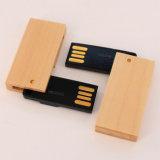 Reales Kapazität 1GB-64GB USB-Blitz-Laufwerk mit OTG Funktion in hölzernem