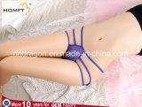 Les dossiers de découpage de lacet formés par guindineau voient à travers 3 courroies de Spandex charmer la chaîne de caractères sexy Tumblr de Hiphuggers G de filles