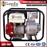 bomba de água portátil da gasolina de 4inch 13HP com motor de Honda