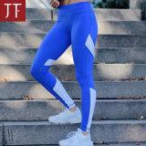 Athletische kundenspezifische Frauen-reizvolle Yoga-Hosen mit Tasche