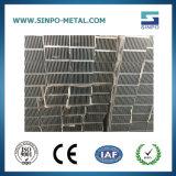 Heißer verkaufenkundenspezifischer Aluminiumstrangpresßling
