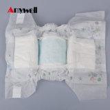 Tecidos do bebê da amostra livre da canaleta da prevenção do escape da absorvência 3D do baixo preço