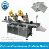 Machine à étiquettes de mouvement de pages automatique avec des étiquettes du principal deux deux têtes de écriture de labels étiqueteur