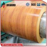 Bobina de alumínio revestido de cores Ideabond (AE-202)