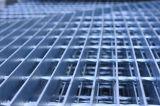 Hot-DIP Gegalvaniseerde Omheining/Gratings/Traliewerk voor het Burgerlijke en Gebruik van de Industrie