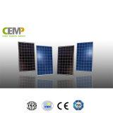 Applicazione verde certa della produzione di energia del comitato solare policristallino 275W