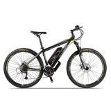 48V литиевая батарея 27скорости алюминиевый прокат велосипедов с электроприводом 26er 27.5er
