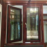 Aluminiumprofil-Außenöffnungs-Markisen-Fenster