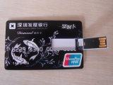 Carte du lecteur Flash USB avec l'impression de billets de 32 Go 64 Go