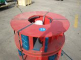 Frantoio verticale di effetto VSI dell'asta cilindrica