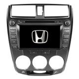 Huivering 6.0 GPS van de Auto met Link van de Spiegel van BT SWC iPod RDS de Radio3G voor Honda