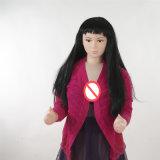 A boneca real do sexo do silicone da qualidade superior com o adulto japonês de esqueleto da boneca do amor brinca produtos realísticos do sexo das bonecas do sexo do Masturbator dos homens