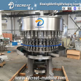 embotelladora de relleno del agua mineral de la botella del animal doméstico de 200ml 350ml 500ml 600ml 1500ml para la planta de agua