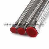 2018 Nuevos Productos de Metal tubo corrugado para la arquitectura