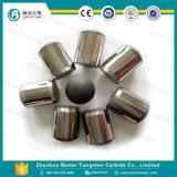 中国の工場供給の堅い合金鉱山のドリルボタン
