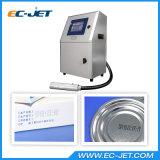 Código continuo del tratamiento por lotes de la impresión de la impresora de inyección de tinta de una cabeza de impresora más fácil de la limpieza (EC-JET1000)