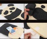 小型iPad及びデジタル製品袋のためのかわいいパンダのフェルトのハンド・バッグ