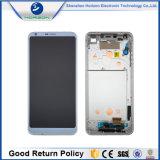Frame Assembly를 가진 LG G6 LCD 디스플레이 Screen를 위한 이동할 수 있는 Phone LCD
