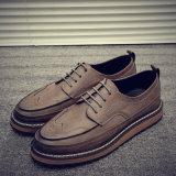 Кожаную обувь повседневная обувь мужской обуви из натуральной кожи
