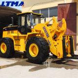 Ltma Op zwaar werk berekende Mechine de Lader van de Vorkheftruck van 16 Ton voor Verkoop