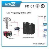 Hohe Zuverlässigkeit LCD-Bildschirmanzeige Niederfrequenzonline-UPS, Cer industrielle dreiphasiguPS 10kVA - 200kVA