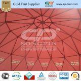 Роскошное напольное изготовление шатра сферы сада случая в Китае