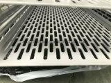 3mm Trou perforé de panneaux décoratifs en aluminium