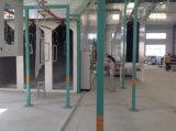 Nuova linea di produzione di spruzzatura elettrostatica di disegno