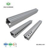 ISOの中国の工場LEDアルミニウムアルミニウムプロフィールライトシェル