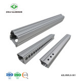 La norma ISO fábrica China de aluminio de luz LED de perfiles de aluminio Shell
