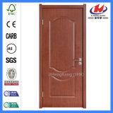 Innenhandelsküche-Schwingen-Furnier-Blatt konzipiert Türen (JHK-M03)