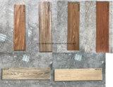 建築材料の木製のフロアーリングの壁の陶磁器の装飾の浴室の木のタイル