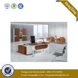Meubles de bureau modernes de bureau en bois d'acajou de couleur (HX-NT288)