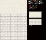 300X600mmの建築材料のインクジェットによって艶をかけられる陶磁器の台所壁のタイル