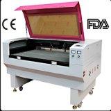 Vender-Bem a máquina de gravura dobro 100W do laser das cabeças