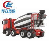 Caminhão resistente do misturador concreto de Dongfeng 6X4 8cbm 10cbm