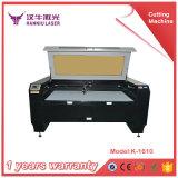 K1610 2017中国の熱い販売の二酸化炭素レーザーの切断の彫版機械